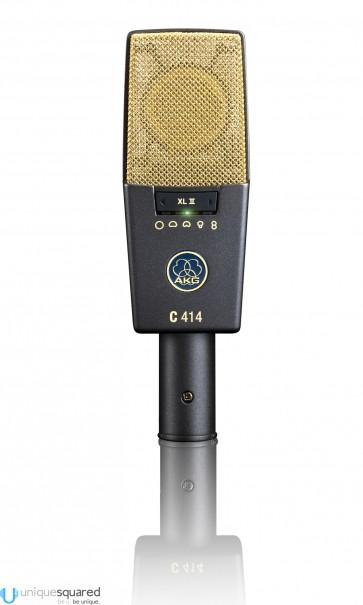 AKG C414 XL-II Large Diaphragm Condenser Microphone