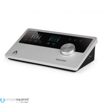 Apogee Quartet Desktop Studio Interface and Control Center for Mac