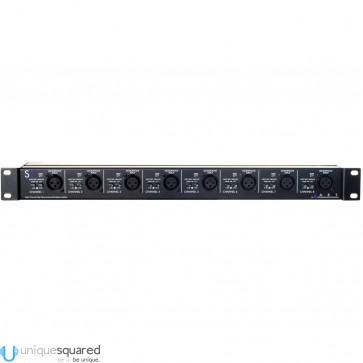 ART S8 8-Channel Balanced 2-Way Microphone Splitter