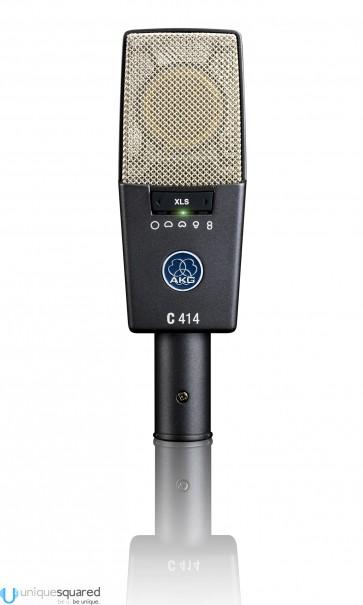 AKG C414 XLS - Condenser Microphone