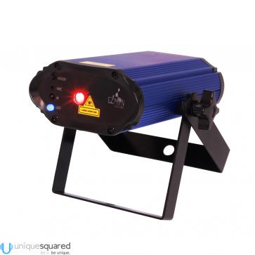 Chauvet EZMin Laser RBX Blue and Red Effect Light