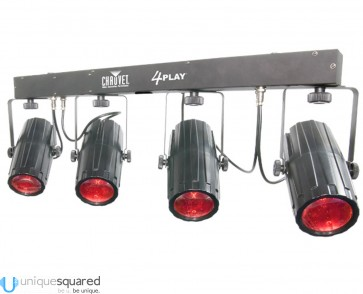 Chauvet 4Play - LED Moonflower Beam Effect System