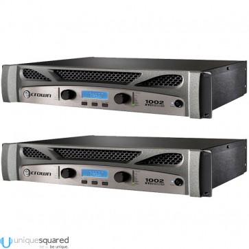 Crown XTi 1002 Power Amplifier Pair