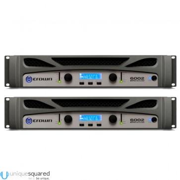 Crown XTi 6002 Power Amplifier Pair