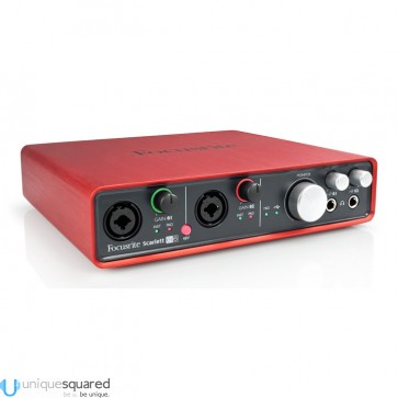 Focusrite Scarlett 6i6 USB 2.0 Audio Interface With Two Mic Preamps