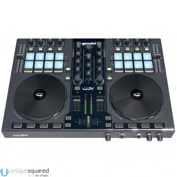 Gemini G2V 2-Channel Virtual DJ Controller