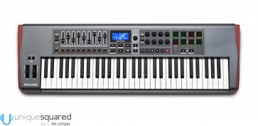 Novation Impulse 61 - MIDI Keyboard Controller