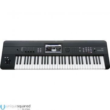 Korg Krome 61 - 61-Key Keyboard Workstation