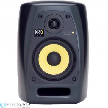 "KRK VXT6 - 6"" 90W Two-Way Active Studio Monitor"