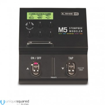 Line 6 M5 - Stompbox Modeler Effects Pedal