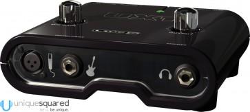 Line 6 Pod Studio UX1 - Recording Interface