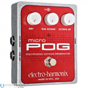 Electro-Harmonix XO Micro POG Polyphonic Octave Pedal
