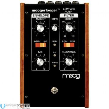 Moog Moogerfooger MF-101 - Lowpass Filter Pedal