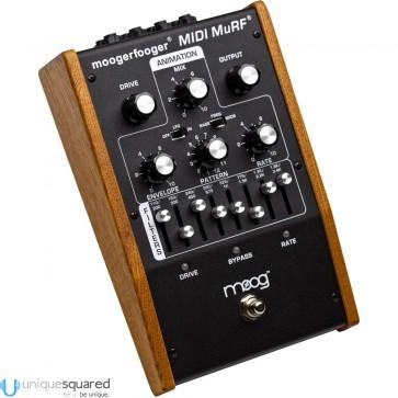Moog Moogerfooger MF-105M MIDI MuRF - Analog Filter Pedal