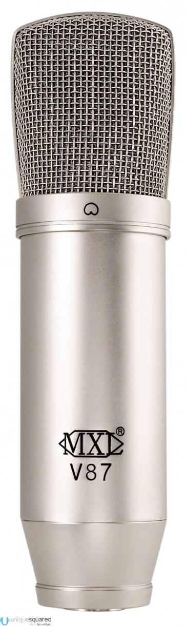 MXL V87 - Low Noise Condenser Microphone