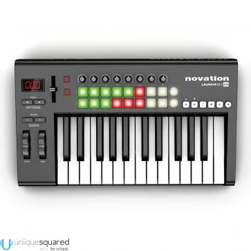 Novation LaunchKey 25 MIDI 25-Key USB Keyboard Controller