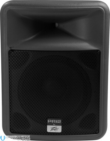 """Peavey PR 12 - 2-Way Portable PA Speaker with 12"""" Woofer"""