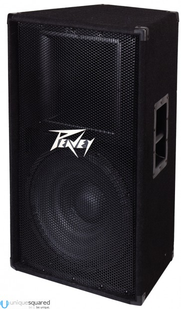 """Peavey PV115 - 2-Way PA Speaker with 15"""" Subwoofer"""