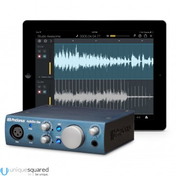 Presonus AudioBox™ iOne 2x2 USB/iPad Recording System