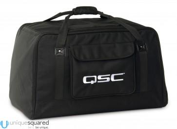 """QSC K12 Carry Travel Tote Bag for K-12"""" Active Speaker"""