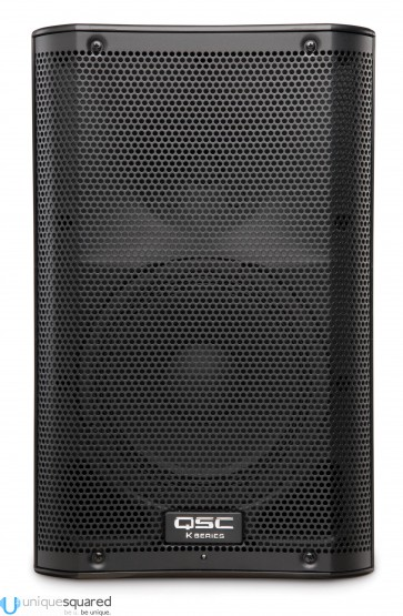 "QSC K8 - 8"" 2-Way 1000W Powered PA Speaker"