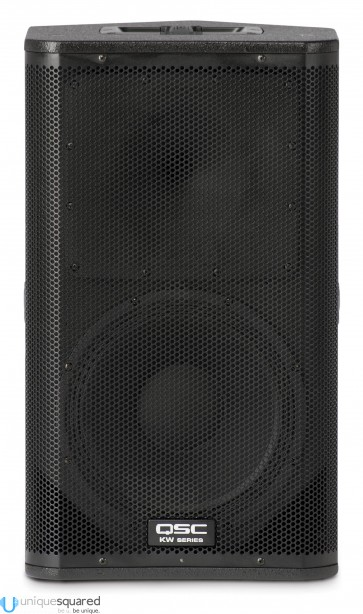 "QSC KW122 - 12"" Powered PA Speaker"