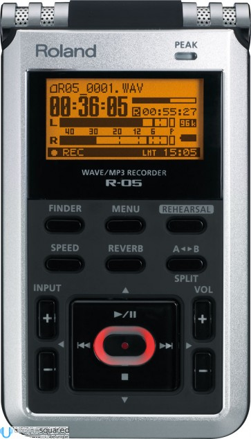 Roland R-05 Digital Portable Recorder