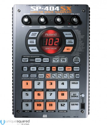 Roland SP-404sx Portable Sampler with Effects