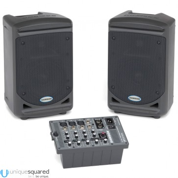 Samson Expedition XP150 - Portable PA Sound System