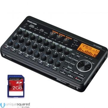 Tascam DP-008EX Portable Multi-Track Recorder