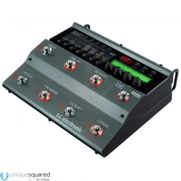 TC Electronic Nova System Floor-Based Multi-Effects Solution