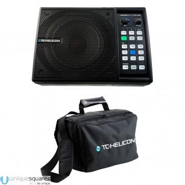 TC Helicon VoiceSolo FX150 Personal PA & Vocal Processor w/ Gig Bag