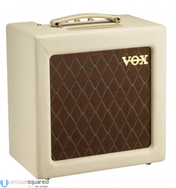 Vox AC4TV - 4W 1x10 Tube Guitar Combo Amp - Cream