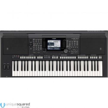 Yamaha PSR-S750 61-Key Digital Arranger Keyboard Workstation