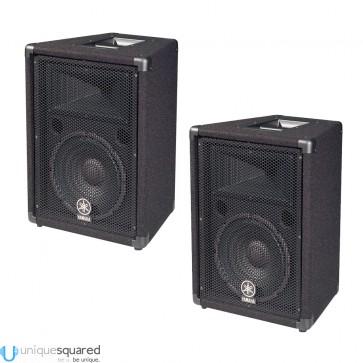 "Yamaha BR12M - 12"" 2-Way Passive Floor Monitor - 300W - Pair"
