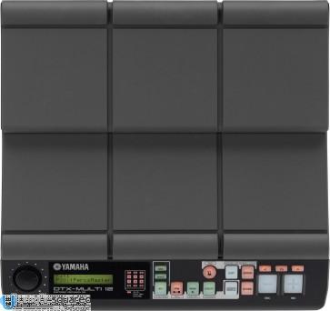 Yamaha DTX-Multi12 - Multi-Pad Electronic Percussion Instrument