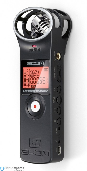 Zoom H1 Portable Digital Audio Recorder