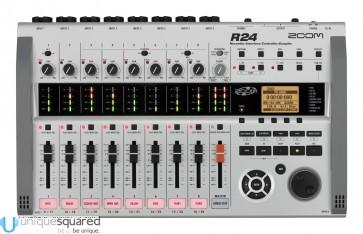 Zoom R24 - 24-Track Recorder Interface Controller Sampler