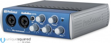 PreSonus AudioBox 22VSL Recording System