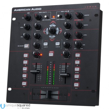 American Audio 10 MXR MIDI/Analog DJ Mixer Control