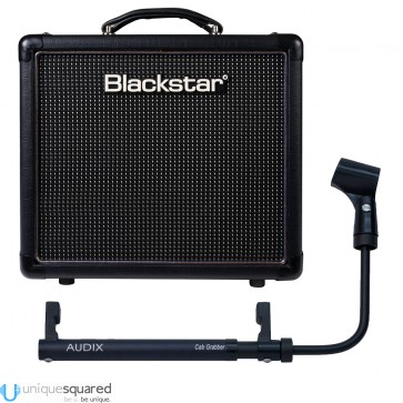 Blackstar HT-1R with Audix Cabgrabber