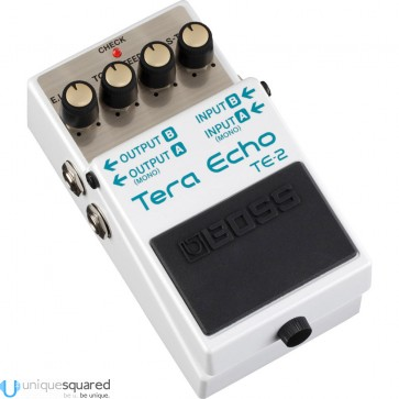 Boss TE-2 Tera Echo Guitar Effects Pedal