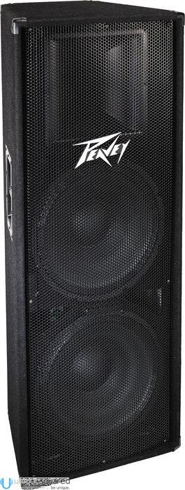 Peavey PV215D - Active 2 Way Loudspeaker