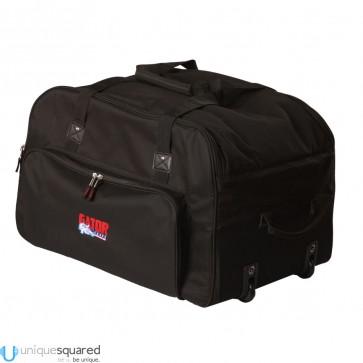 """Gator Cases GPA-712LG - Rolling Speaker Bag for 12"""" Speakers"""