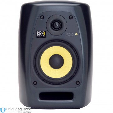 "KRK VXT6 - 6"" 90W Two-Way Active Studio Monitor"