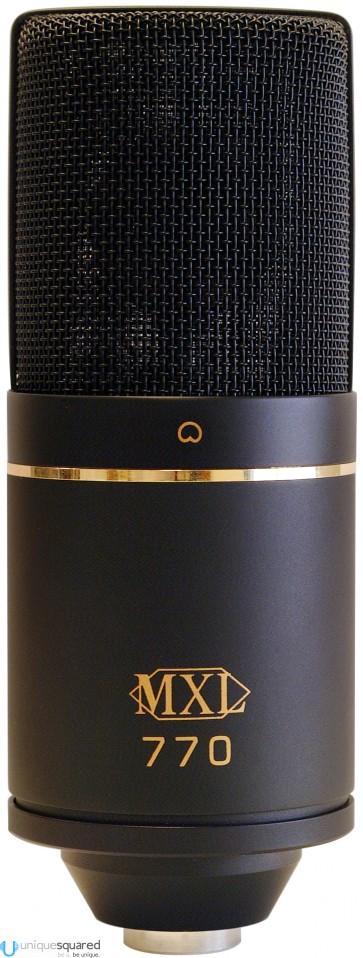 MXL 770 - Cardioid Studio Condenser Microphone