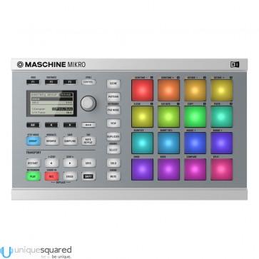 Native Instruments Maschine Mikro MK2 Groove Production Studio (White)