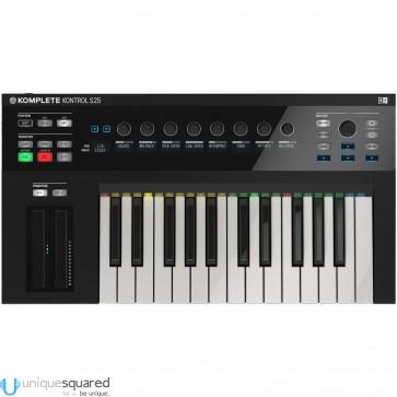 Native Instruments Komplete Kontrol S25 25-Key Keyboard Controller