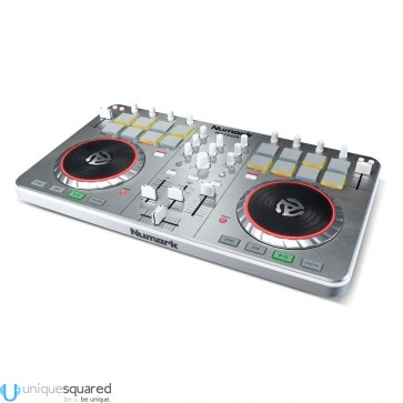 Numark Mixtrack II USB DJ Controller w/ Virtual DJ LE Software