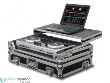 Odyssey FZGSN4 Flight Zone Case for Numark N4 DJ Controller